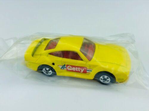 Hot Wheels Blackwall Era PORSCHE 959 GETTY Promo Car Sealed Baggie 1991