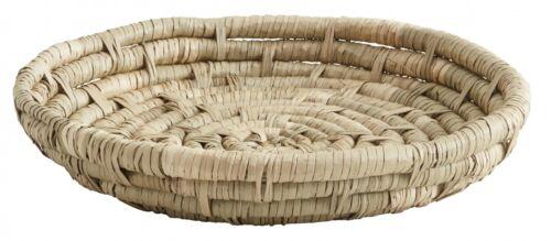 Nordal Große Seegras Korb-Schale 35cm Nordal Ethno Basket Boho Boheme Stoltz