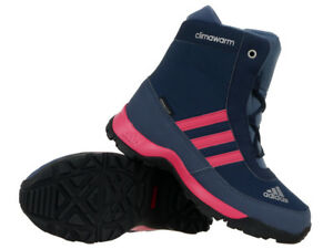 Details about Girl's adidas ClimaWarm AdiSnow ClimaProof Kids Warm Shoes Winter Boots