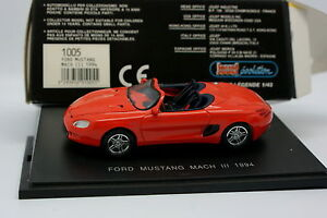 Jouef-Evolution-1-43-Ford-Mustang-Mach-III-Rouge