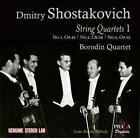 Streichquartette 1 von Borodin Quartet (2016)