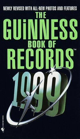 The Guinness Book of World Records 1999 (Guinness