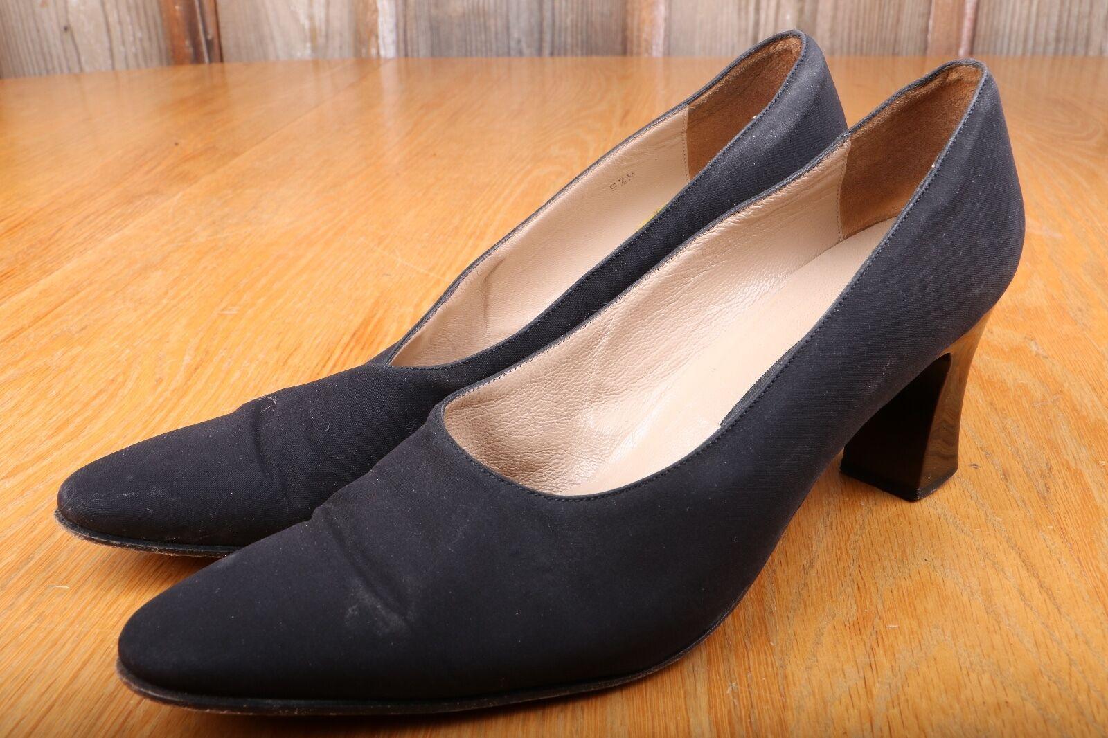 Sesto Meucci Casual Slip On Heel Women's Size 9 1 2 N