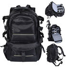 Multifunctional Deluxe Camera Backpack Bag Case Sony Canon Nikon DSLR Black OY