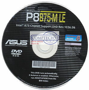 Asus P8B75-M LE Disk Windows 8