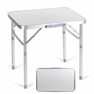 2FT Folding Portable Camping Picnic BBQ Lightweight Small Dining Table Plastic