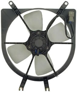 Engine-Cooling-Fan-Assembly-Dorman-620-204-fits-92-98-Honda-Civic