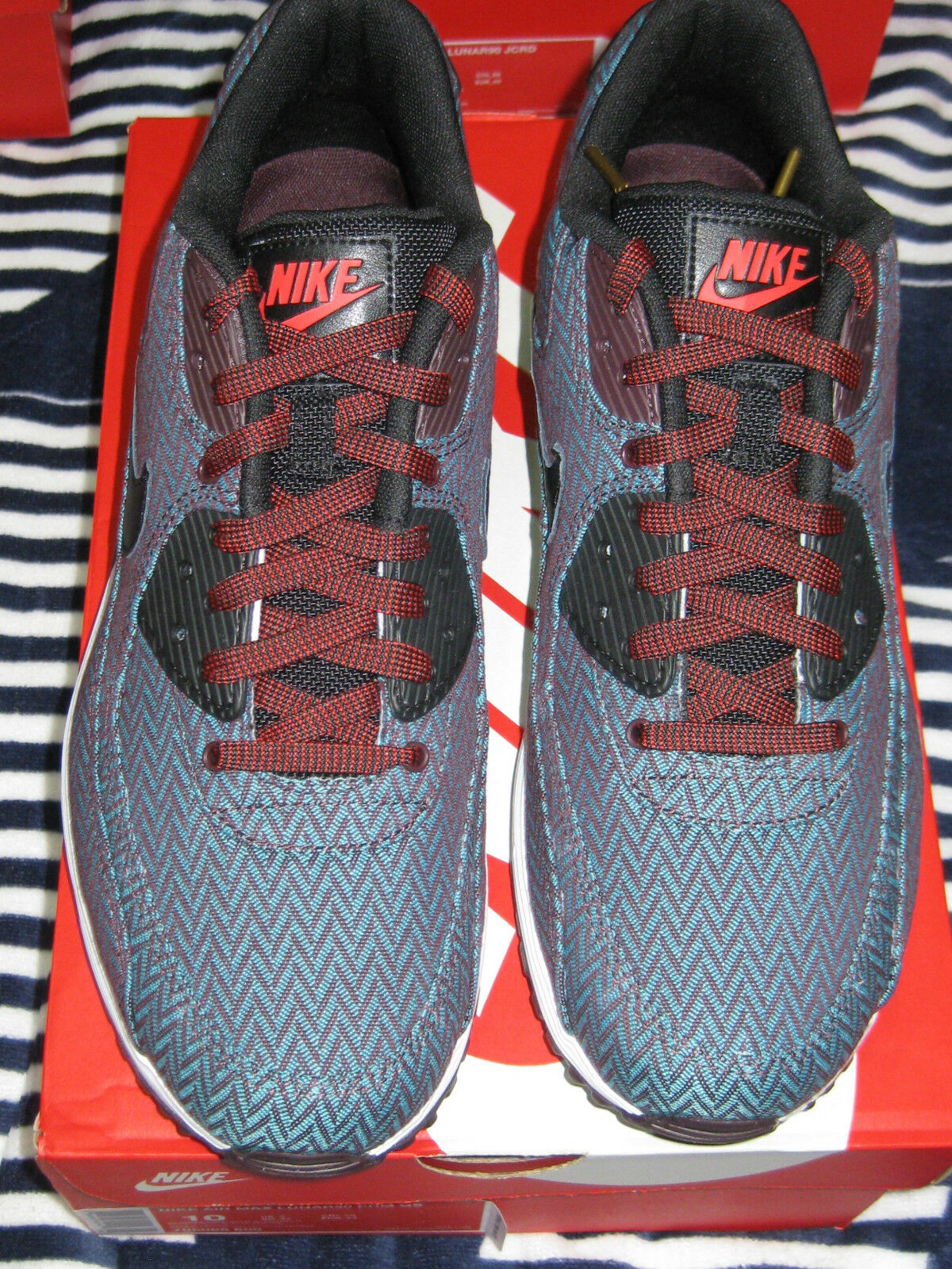 the latest 73f44 852e1 ... Nike Kobe 9 Low ID ID ID Promo Sample Flyknit Multicolour HTM Racer 10  11 Elite ...