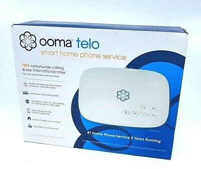 Ooma Telo Free Home Phone Service for CANADA ONLY™