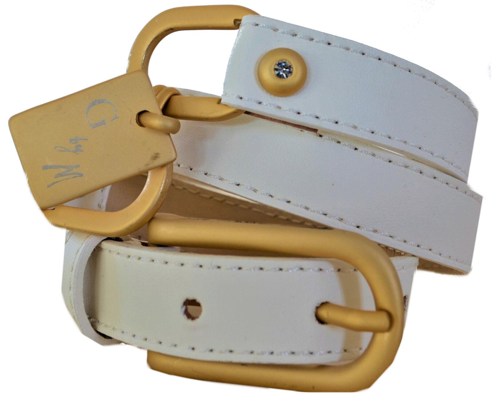 Cintura Guess women Bianco Belt Woman White Art1531 M