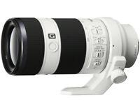 Artikelbild SONY SEL70200G G-Objektive,  für Sony E-Objektiv, 70 mm - 200 mm, f/4 OVP