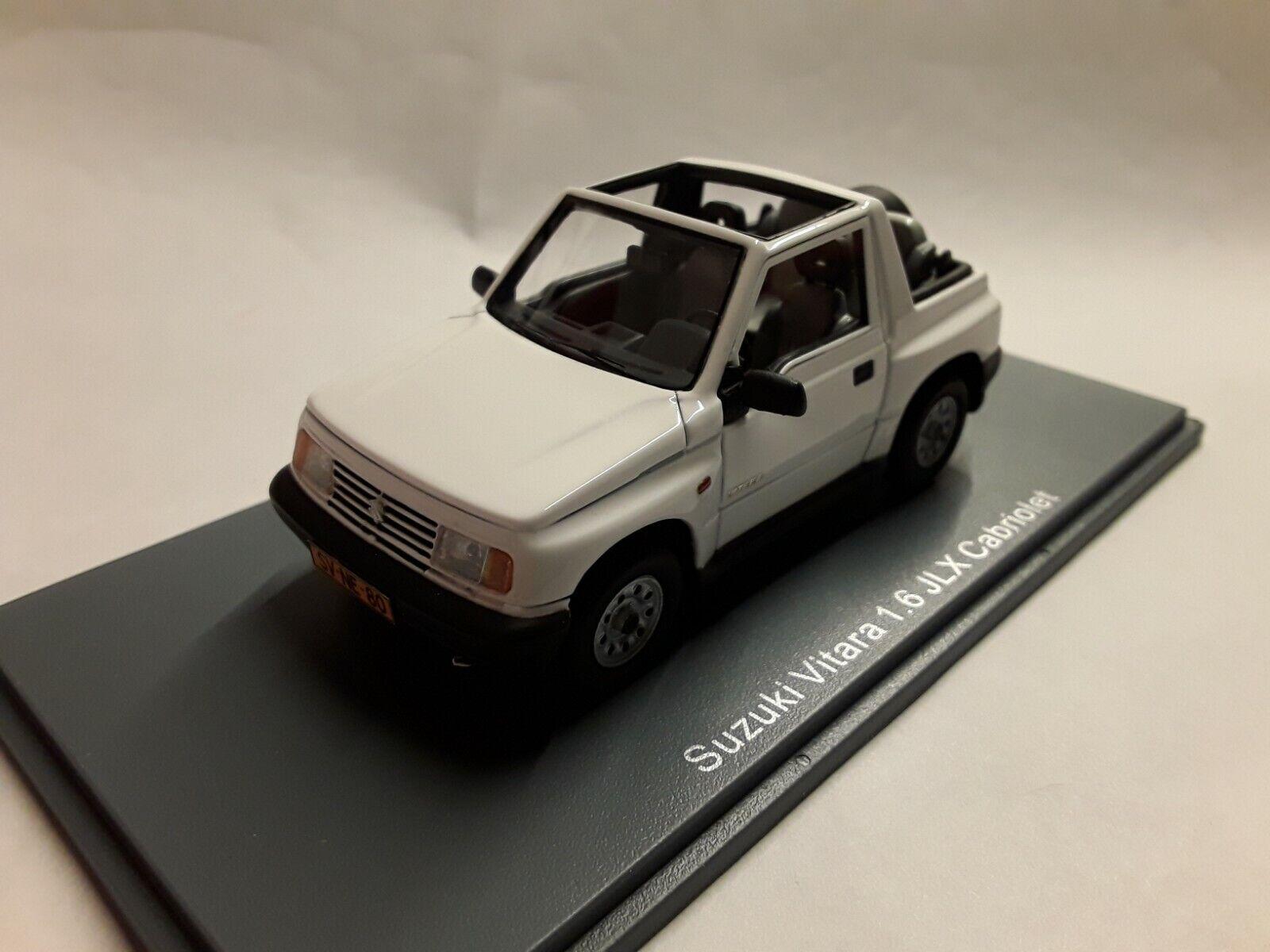 Suzuki Vitara 1.6 JLX Cabriolet  weiss  1 43 Neo