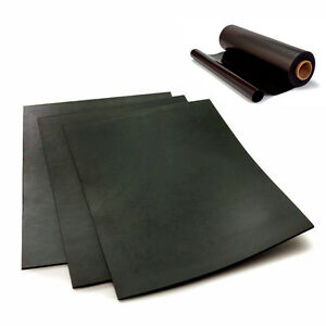 A4/A5/A6 SHEET PRO QUALITY FLEXIBLE MAGNETIC SHETTING MANY THICKNESSES FOR ALL