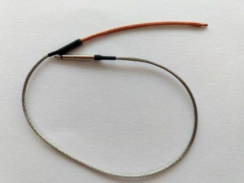 Untersteg-Piezo-Tonabnehmer flexibel für Ukulele mit Pin-Stecker!