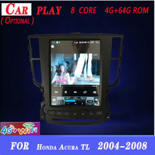 64G Android 8.1 Car DVD GPS Navigation Radio Stereo For