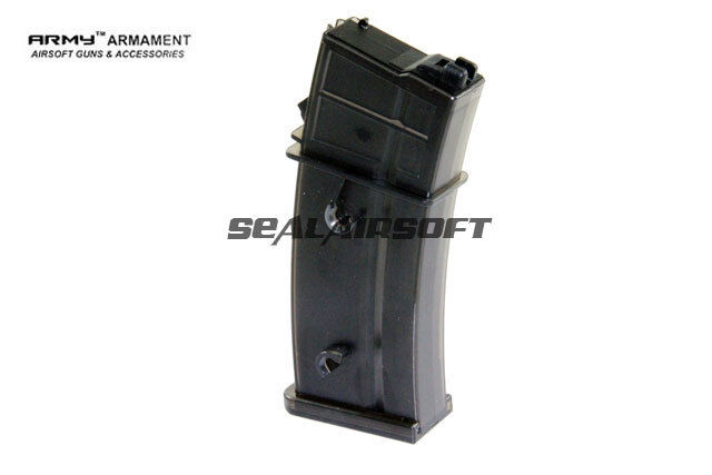 ARMY 30 Rds For ARMY R36 GBB Spare Airsoft giocattolo Magazine ARMYMAGR36