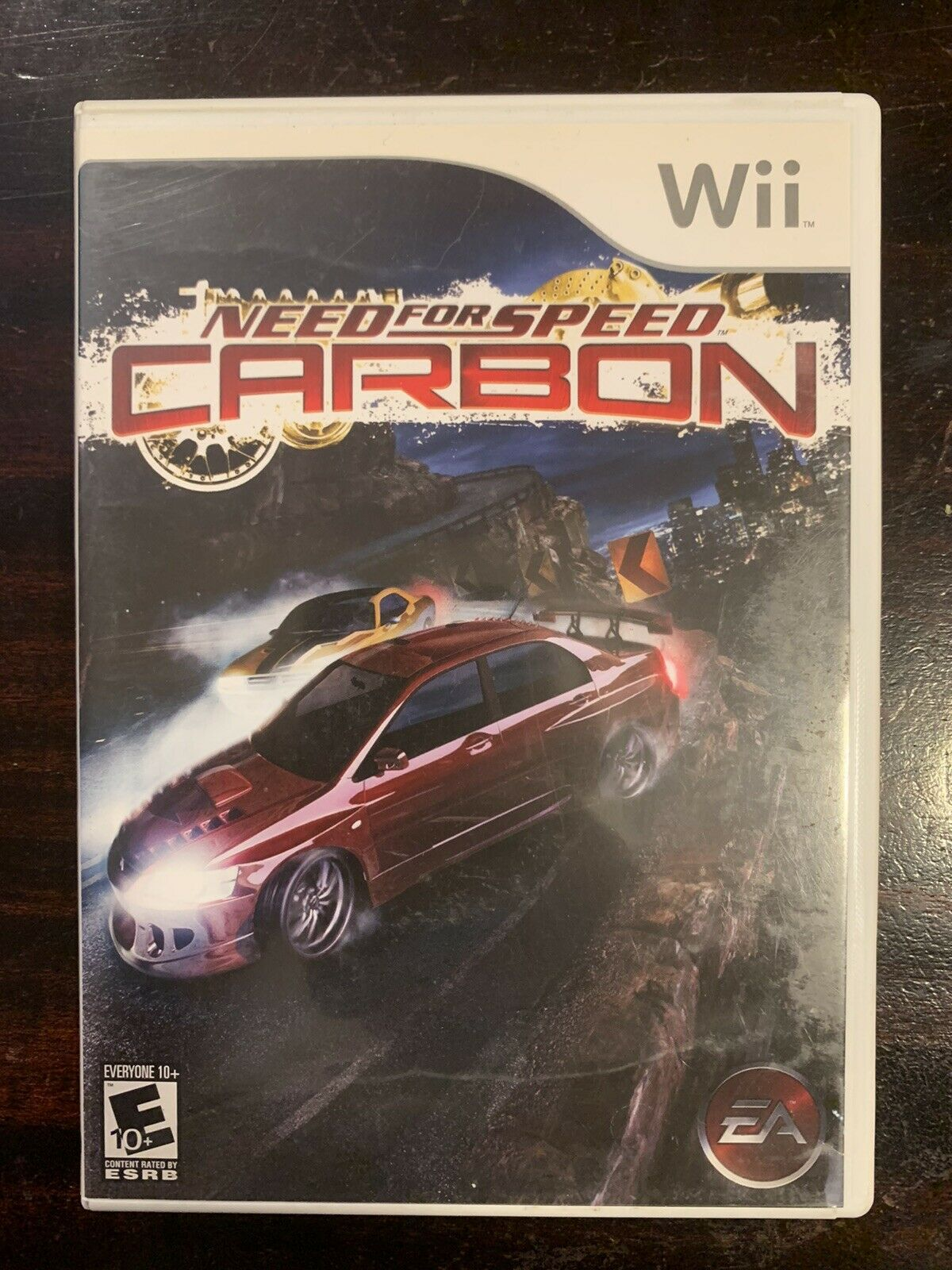 Need For Speed Carbon Nintendo Wii 2006 For Sale Online Ebay