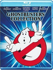 Ghostbusters Collection (Box 2 Br) - BLURAY DL000389