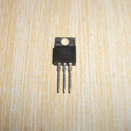 Vintage SANYO  C2078 Transistor