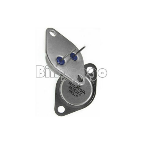 2Stks NEW TO-3 MJ2955 ST PNP AF Amp Audio Power Transistor 15A//60V
