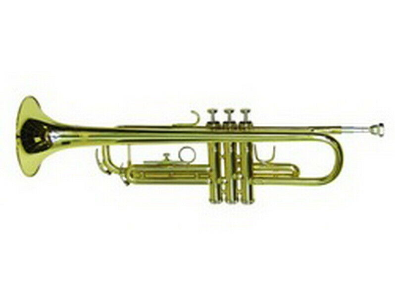 DIMAVERY tp-10 BB tromba, oro