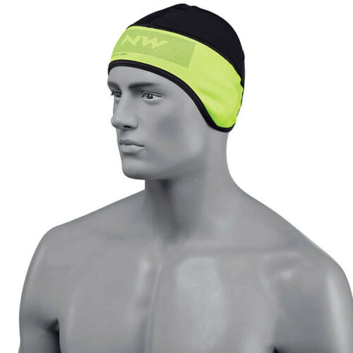 NORTHWAVE SOTTOCASCO INVERNALE DYNAMIC HEADCOVER YELLOW FLUO