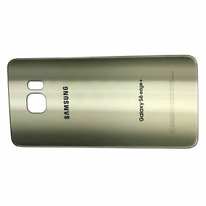 Samsung-G928T-Galaxy-S6-Edge-Plus-T-Mobile-Battery-Back-Door-Glass-Cover-Gold