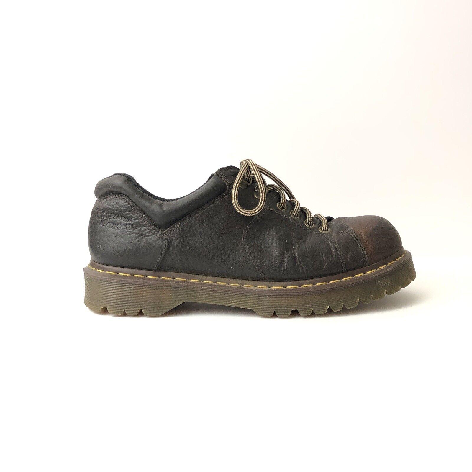 Dr Martens Mens shoes Size 12UK 13US 47EU Brown 8312 Aircushion
