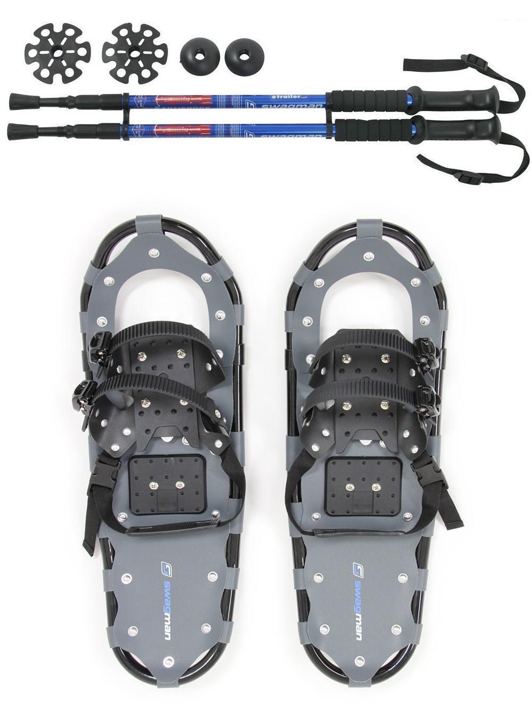 Swagman Proform Snowshoes Vegabond Trekking Walking Poles