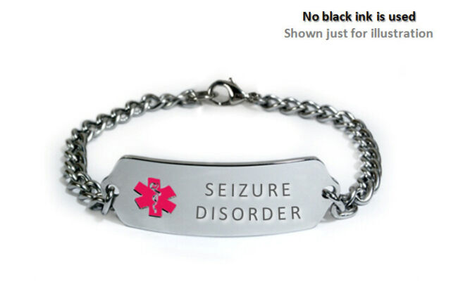 Seizure Disorder Medical Alert Id