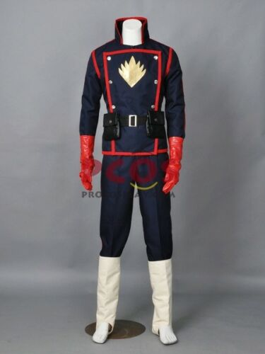 Guardians of the Galaxy Star-Lord //Peter Quill Leader Cosplay Costume MM.1558