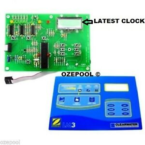 LM2-3-PCB-with-CLOCK-plus-nicer-LM3-TOP-LABEL-Genuine-Zodiac-package-deal-100