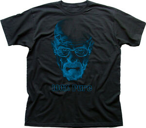Breaking-Bad-Walter-White-Crystal-Meth-pure-HEISENBERG-black-t-shirt-FN9880