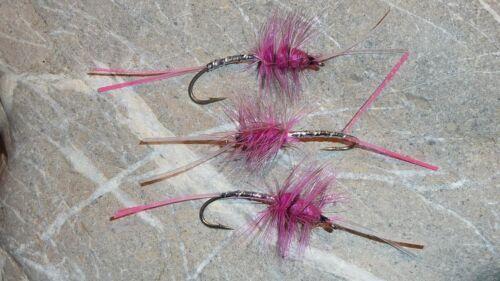 rubberleg Devil picker # 6 mer-saumon-Arc-en ciel truite sbirolino top 3 st