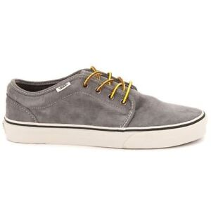VANS-SHOES-106-VULC-VULCANIZED-USA-SIZE-FREE-POST-MENS-SKATEBOARD-BMX-SNEAKERS