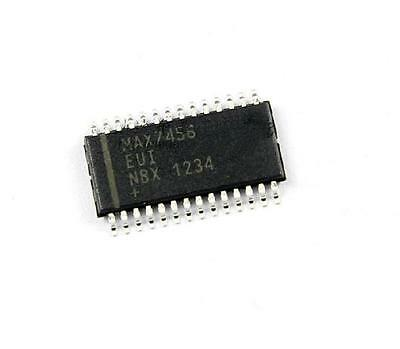 5pcs MAX7456EUI MAX7456 Single-Channel Monochrome On-Screen Display with EEPROM
