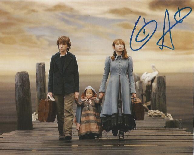 Liam Aiken Autographed Signed 8x10 Photo COA 4