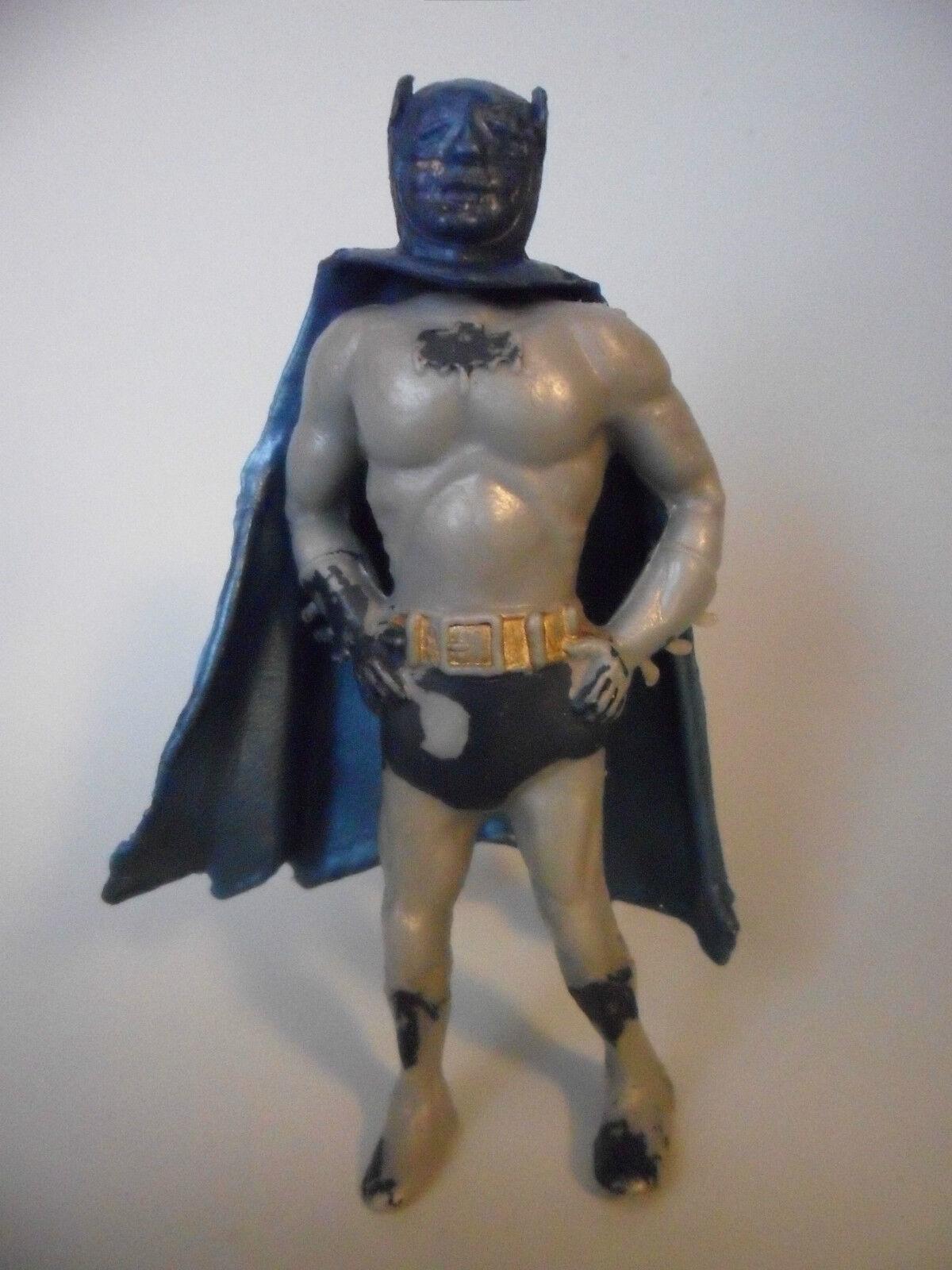 salida para la venta Vintage 1966 Batman Batman Batman Figura De Plástico cherilea  conveniente