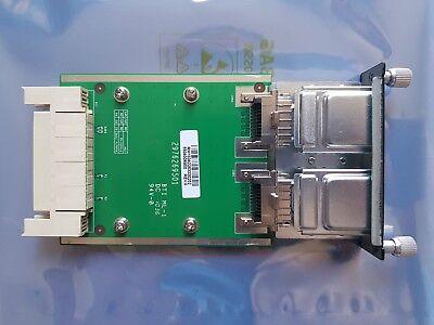 Bene Dell Gm765 Powerconnect Dual Port 10gbe Cx4 Uplink Modulo Ibm 45w0464 Compatibile- Design Moderno