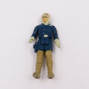 STAR-WARS-Figure-Loose-1980-ESB-Hoth-039-Han-Solo-039-Figurine-Used-Played