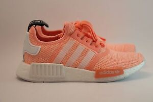 f634c5285 ADIDAS NMD R1 BY3034 Sun Glow Pink WOMEN SHOE SIZE 6.5 100 ...