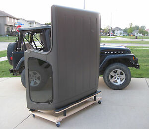 bestop hoss hardtop storage pare our cart and save fits jeep Jeep Wrangler Convertible Tops image is loading bestop hoss hardtop storage pare our cart and