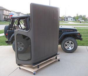 Image Is Loading Hardtop Holder Storage Cart For Jeep Wrangler TJ