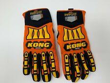 Ironclad Gloves Sdx2 Kong Original Mechanics Oil And Gas Orange Size Xl
