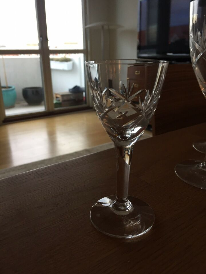 Glas, Glas sæt, Ulla Holmegaard glasværk