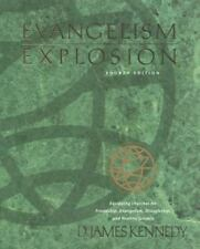 Evangelism Explosion 4th Edition, D. James Kennedy, Good Book