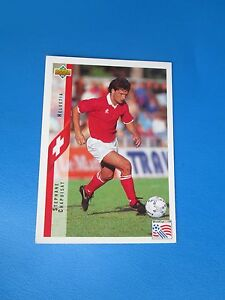 CHAPUISAT-HELVETIA-SWITZERLAND-Carte-Card-UPPER-DECK-USA-94-1994-panini
