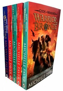 Gods-and-Warriors-Series-Collection-5-Books-Set-NEW