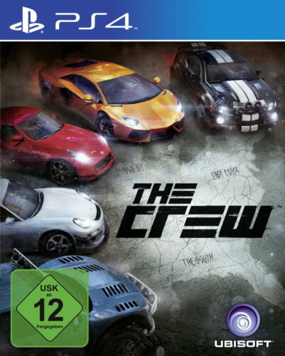 1 von 1 - The Crew (Sony PlayStation 4, 2016)