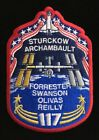 ISS STS-117 SPACE SHUTTLE ATLANTIS NASA PATCH